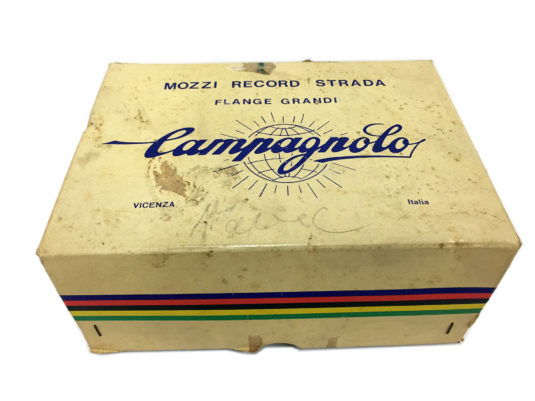 Campagnolo Record High Flange 1