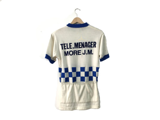 Tele manager back
