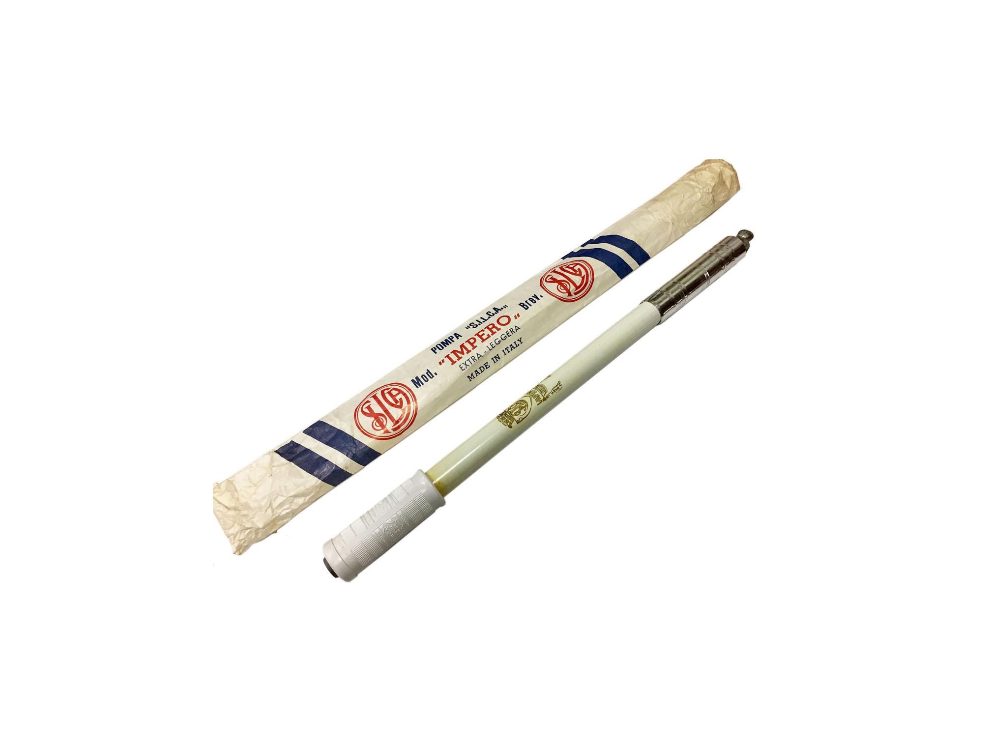 NIB Silca Impero Frame Pump White