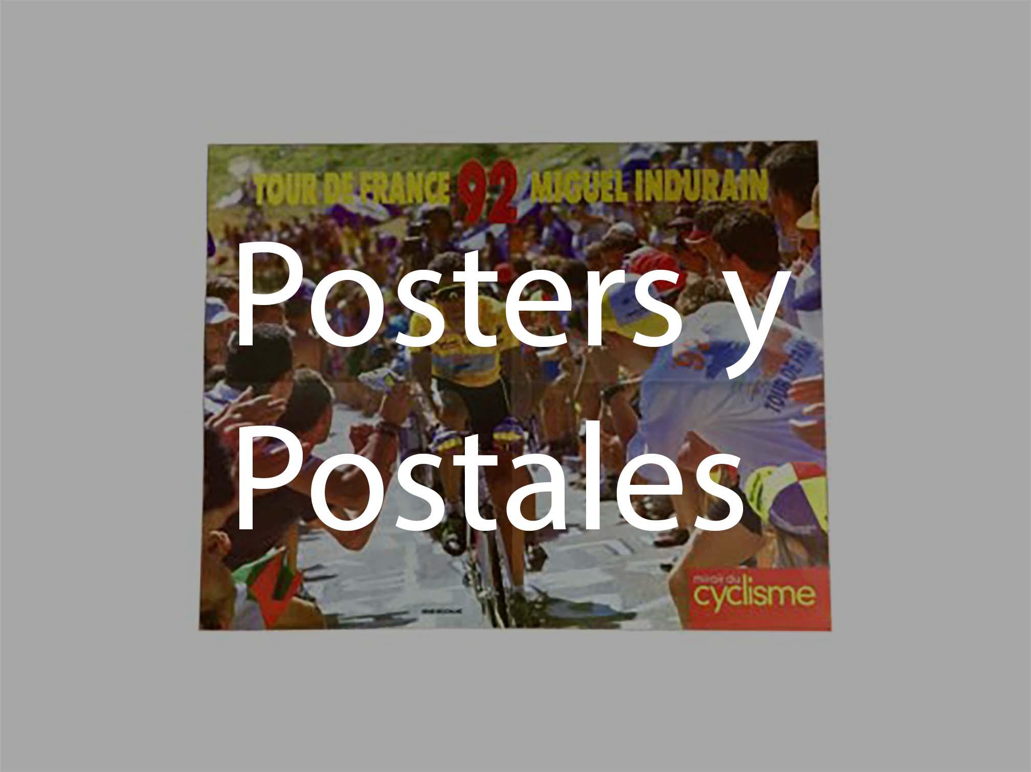 Posters y Postales