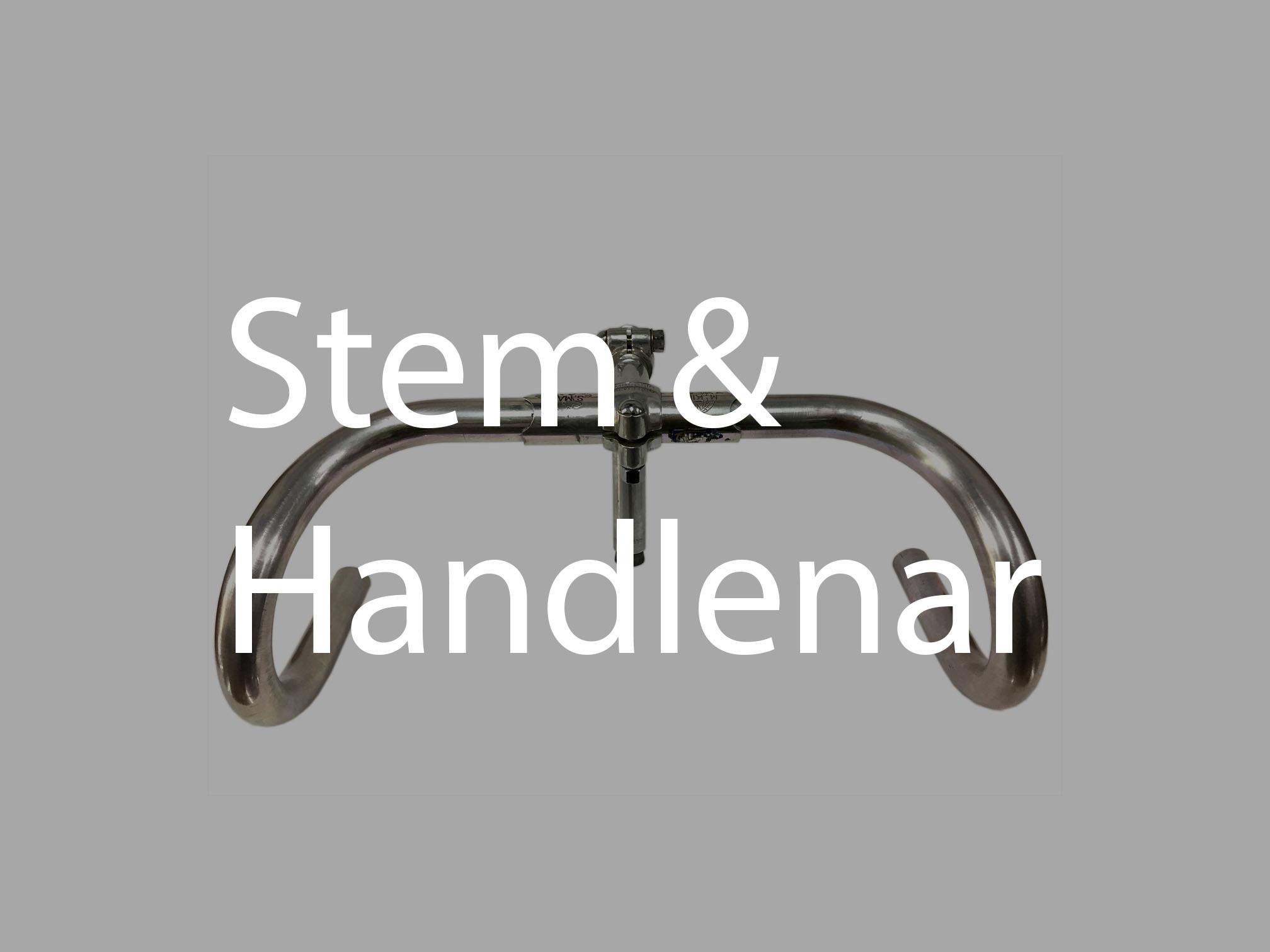 Stems & Handlebar